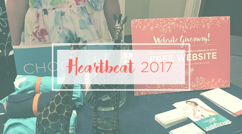 Hope, Faith and Love: Heartbeat 2017