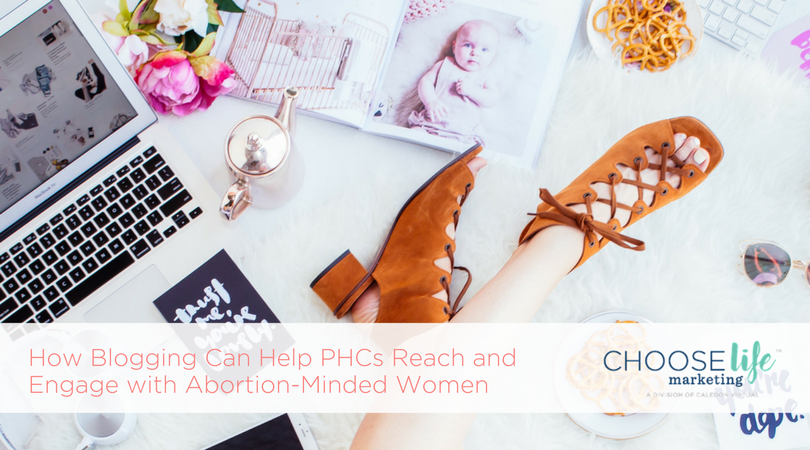 How Blogging Can Help PHCs Reach and Engage with Abortion-Minded Women