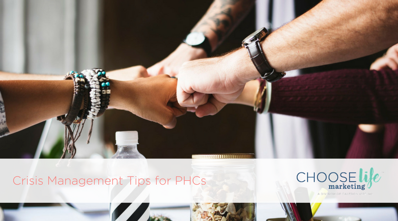 Crisis Management Tips for PHCs