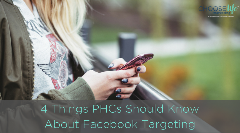 4 Things PHCs Should Know About Facebook Targeting