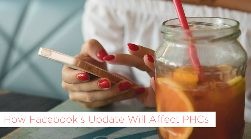 How Facebook's New Timeline Algorithm Will Affect PHCs